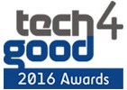Tech 4 Good 2016 Award