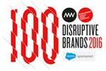 Disruptive Brands 2016