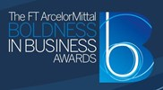 FT arcelormittal boldness in business awards 2019