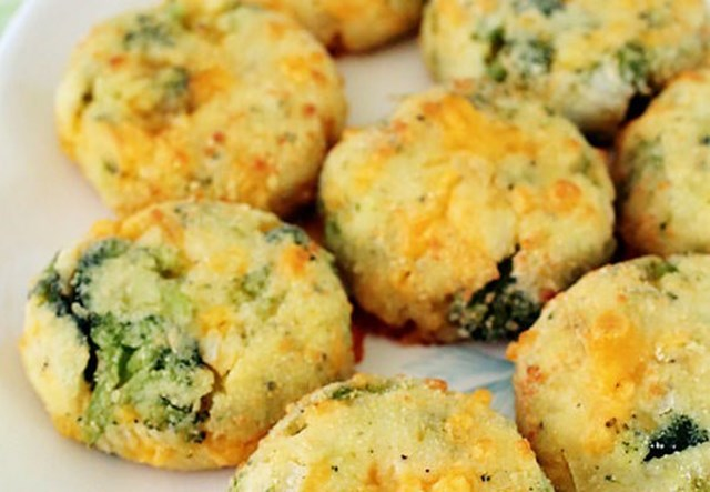 Broccoli and Potato balls