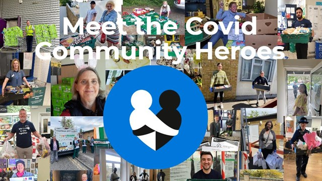 Covid Community Heroes Neighbourly