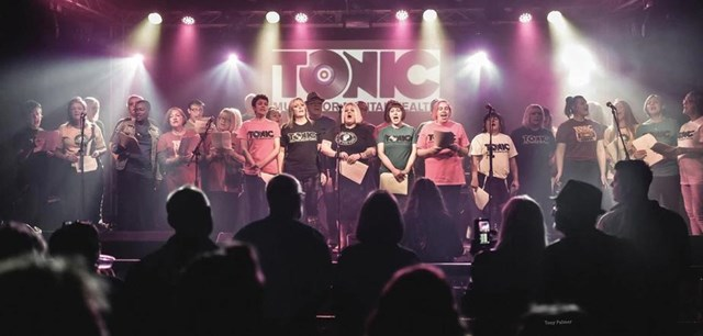tonic music mental health awareness