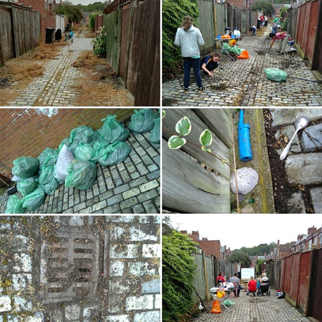 alley pals middlesbrough before and after