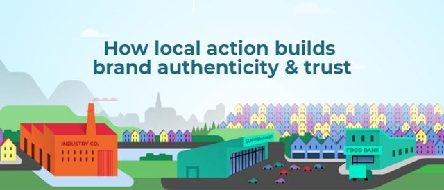 brand authenticity and business trust