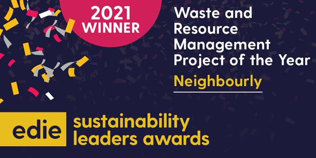 Edie Sustainability Leaders Award