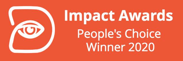Digital Agenda - Impact Awards 2020 Winner