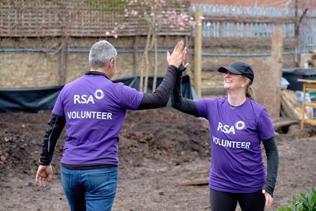 rsa volunteers