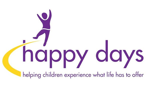 Image result for happy days children's charity logo