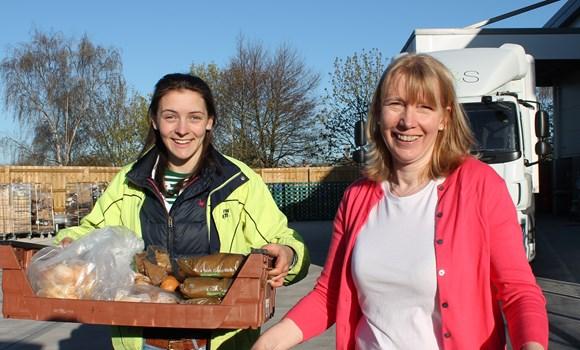Shrewsbury Food Hub Information Neighbourly