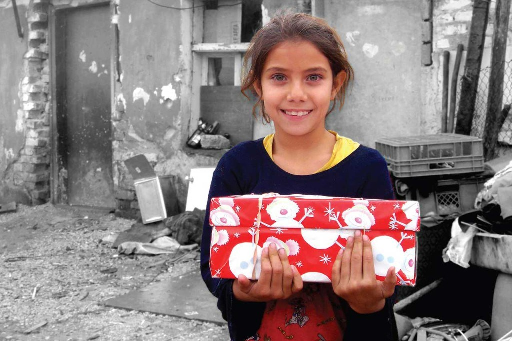 Trussell trust christmas boxes for gifts